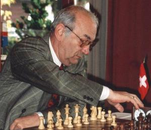 Viktor Kortchnoi in 1993